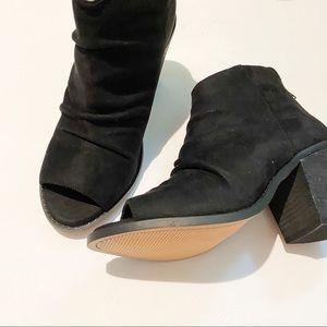 Zigi Soho Black Indera Ankle Boot